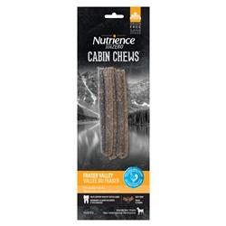 Bâtons de ramure Cabin Chews Nutrience Subzero, Vallée du Fraser, 110 g (3,9 oz), paquet de 5