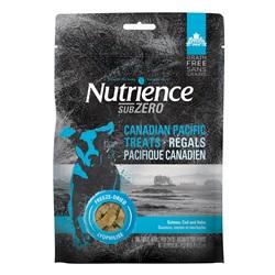 Régals séchés à froid Nutrience Subzero Sans grains Pacifique canadien, Saumon, morue et merluche