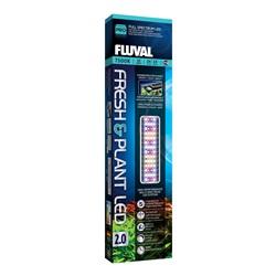 Rampe d'éclairage à DEL de haut rendement Fluval pour aquariums d'eau douce contenant des plantes, 32W, 61-85cm (24-34po)