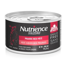 Nutrience Grain Free Subzero Pâté - Prairie Red - 170 g (6 oz)