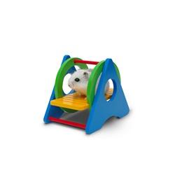 Balançoire Playground Living World, 8,5 x 12,5 x 9,5 cm (3,3 x 4,9 x 3,7 po)