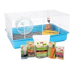 Cage équipée Living World pour hamster