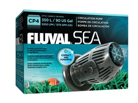 Pompe de circulation Fluval Sea CP4, 7 W, 5 200 L/h (1 375 gal US/h)