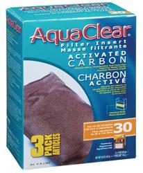 Charbon activé pour AquaClear 30/150, 165g (5,8 oz), paquet de 3