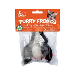 jouets Furry Frolics Cat Love pour chats