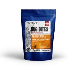 Granulés Bug Bites Nutrafin pour poissons rouges de moyenne à grande taille, 5-7mm, 100 g