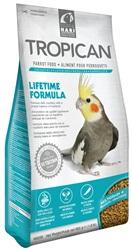 Formule à vie Tropican en granulés pour perruches calopsittes, 2·kg (4,41·lb)
