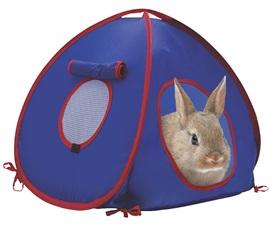 Tente Living World pour petit animal