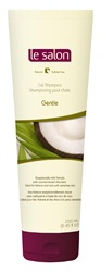Shampooing Gentle LeSalon pour chats, 250ml (45ozliq.); formule douce et sans larmes idéale pour les chatons et les chats à la peau sensible