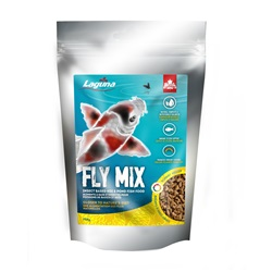 Aliments à base Fly Mix Laguna pour possions de bassin et koïs, 750 g