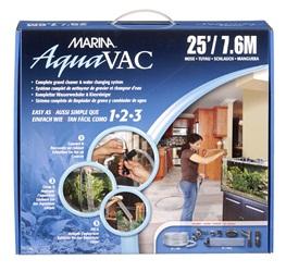 Changeur d'eau AquaVac Marina avec tuyau de 7,6m (25pi)