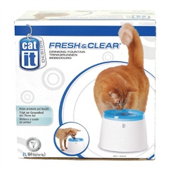 Abreuvoir Fresh & Clear Catit Design