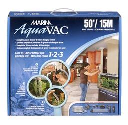 Changeur d'eau AquaVac Marina avec tuyau de 15,2m (50pi)