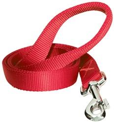 Laisse Dogit en nylon simple, verte, moyenne, 1,2m (4pi)
