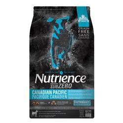 Aliment Nutrience Subzero Sans grains pour chiens, Pacifique canadien