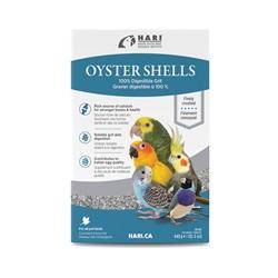 Coquilles d'huîtres HARI pour oiseaux