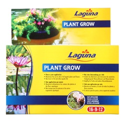 Bâtons d'engrais Plant Grow Laguna pour bassin, 18cm (7po), paquet de 50 en vrac