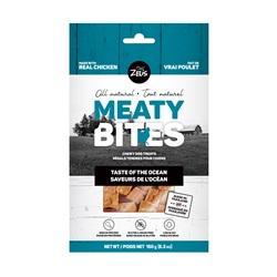Bouchées Meaty Bites Zeus, Saveurs de l'océan