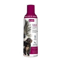 Shampooing 1-2-3 Le Salon éliminateur d'odeur de mouffette
