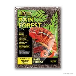 Substrat de forêt tropicale humide Exo Terra pour terrarium