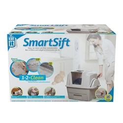 Bac à litière SmartSift Catit Design