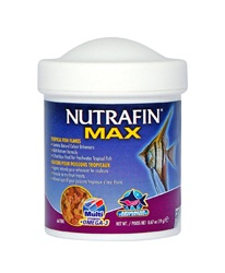 Flocons Nutrafin Max pour poissons tropicaux, 19g (0,67oz)