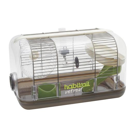 62825 cage habitrail retreat l 41 x l 25 x h 24 cm. Black Bedroom Furniture Sets. Home Design Ideas