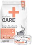 Nutrience Care Peau et estomac sensibles pour chats