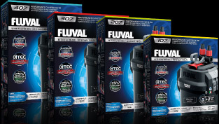 Fluval 07 canister filter