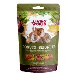 Régals Donuts Living World pour petits animaux