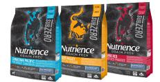 Les aliments Subzero Nutrience Sans grains
